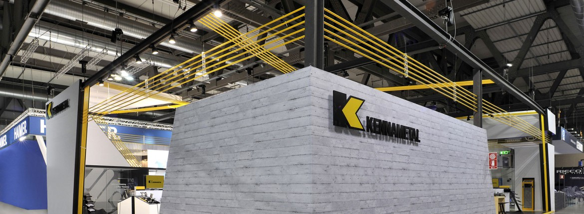 Messedesign Kennametal